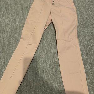 A.L.C. Pants - A.L.C. Millennial pink pants - size 0
